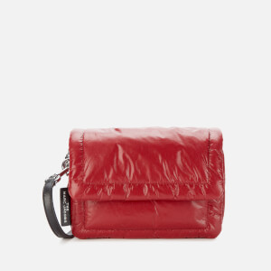 Marc Jacobs Women's The Mini Pillow Bag - Cranberry