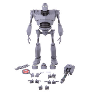 Mondo The Iron Giant Mondo Mecha Action Figure 32cm