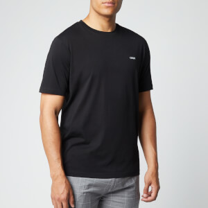 HUGO Men's Dero203 T-Shirt - Black