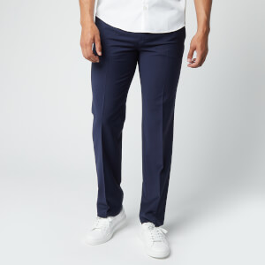 HUGO Men's Fit203 Trousers - Dark Blue