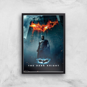 The Dark Knight Giclee Art Print