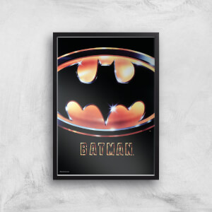 Batman 89 Giclee Art Print