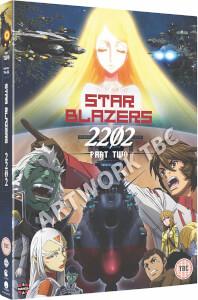 Star Blazers Space Battleship Yamato 2202: Part Two