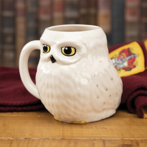 Harry Potter Hedwig Shaped Mug