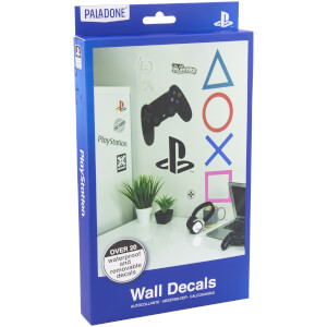 Playstation Wall Decals