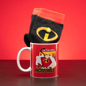 Mr Incredible Mug and Socks