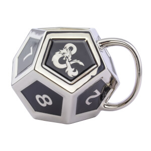 Dungeons and Dragons D12 Mug