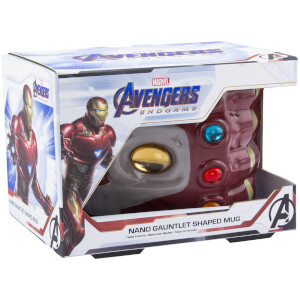 Marvel Avengers Nano Gauntlet Shaped Mug