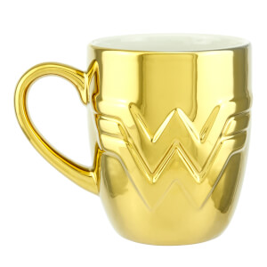 Wonder Woman 1984 Logo Mug