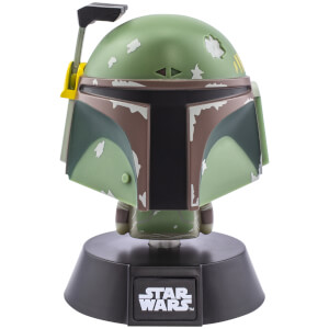 Star Wars Bobba Fett Icon Light