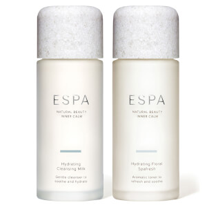 ESPA Hydrating Cleanse and Tone Duo
