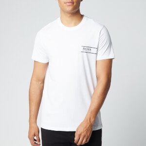BOSS Men's T-Shirt Rn 24 - Natural