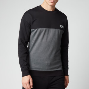 BOSS Men's Tracksuit Sweatshirt - Black