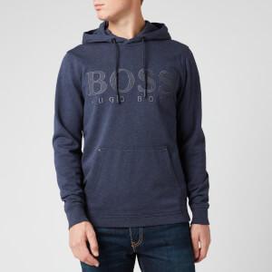 BOSS Men's Weztand Hoodie - Dark Blue
