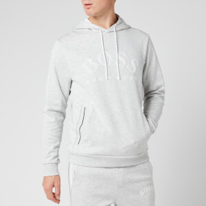 BOSS Men's Soody Hoody - Light/Pastel Grey
