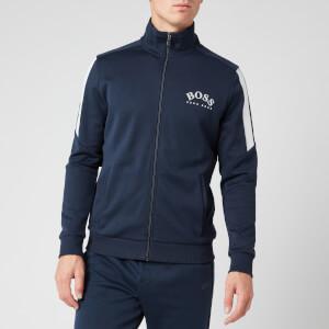 BOSS Men's Skaz Zip Jacket - Navy