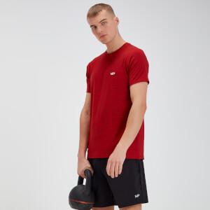 MP Men's Performance Short Sleeve T-Shirt - Danger/Black