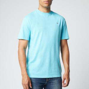 Tommy Jeans Men's Sunfaded Wash T-Shirt - Chlorine Blue