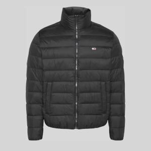 Tommy Jeans Men's Packable Light Down Jacket - Black