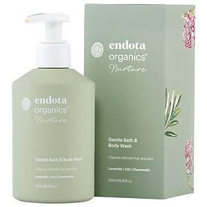 endota spa Gentle Bath And Body Wash 250ml
