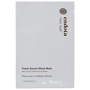 endota spa New Age Power Serum Sheet Mask (1 Mask)