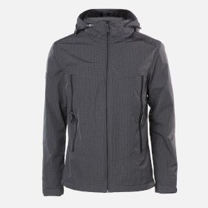 Superdry Men's Altitude Hiker Jacket - Black Check