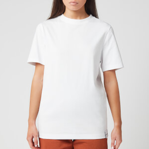 Reebok X Victoria Beckham Women's Logo T-Shirt - White