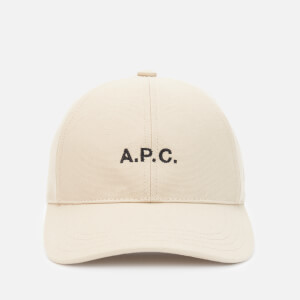 A.P.C. Women's Charlie Cap - Beige
