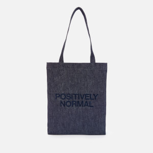 A.P.C. Women's Positively Normal Tote - Dark Navy