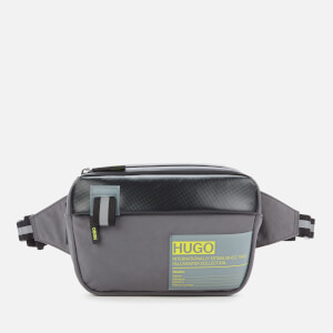 HUGO Men's Voyager Bumbag - Grey