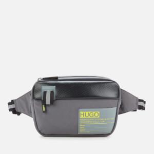 HUGO Men's Voyager Bumbag - Grey