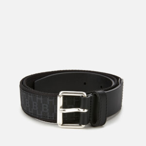 BOSS Men's Scott Sport Belt - Black