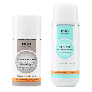 Mio Skincare De-Stress, De-Strain Bundle (Worth $73.00)