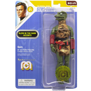 Mego Star Trek - Gorn - Glow in the Dark 8 Inch Action Figure