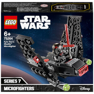 LEGO Star Wars TM: Kylo Ren's Shuttle Microfighter (75264)