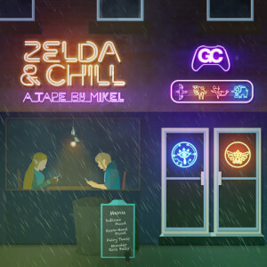 GameChops Zelda & Chill LP