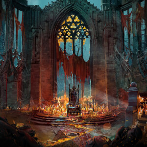 Materia Collective Resurrection of the Night: Alucard's Elegy (Music from Castlevania: Symphony of the Night) LP