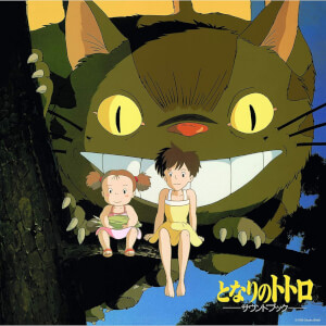 My Neighbor Totoro Sound Book LP