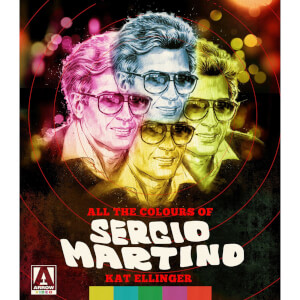 All The Colours Of Sergio Martino (Arrow Books)