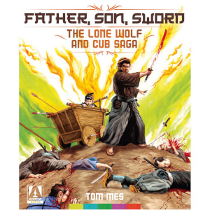Lone Wolf And Cub: Father, Son, Sword (Arrow Books)