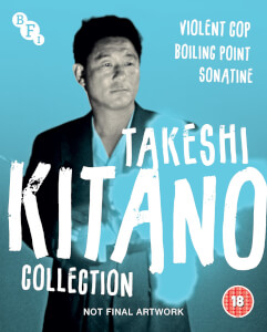Takeshi Kitano Collection (1989-1993)