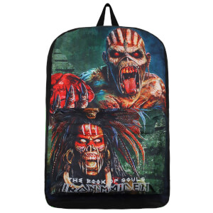 Rocksax Iron Maiden Book of Souls Rucksack