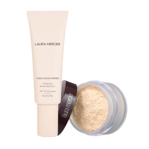 Laura Mercier Pure Canvas Primer Protecting and Translucent Powder (Various Shades)