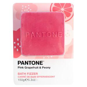 Bubble T X Pantone Pink Grapefruit & Peony Bath Fizzer 150g