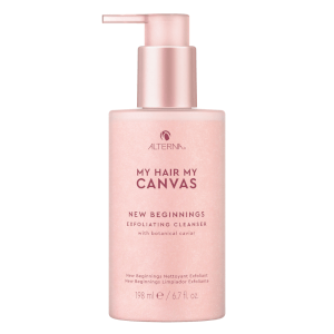 Alterna My Hair. My Canvas. New Beginnings Exfoliating Cleanser 6.7oz