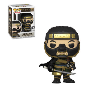 Ghost of Tsushima Jin Sakai Pop! Vinyl Figure