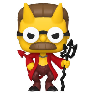 The Simpsons - Flanders Satana Funko Pop! Vinyl