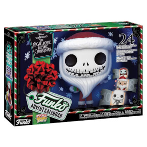 The Nightmare Before Christmas Funko Pop! Advent Calendar