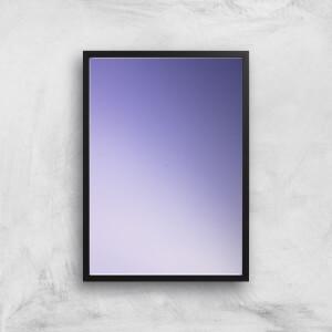 Sky Blue Giclee Art Print