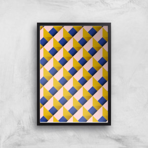 Wall Space Giclee Art Print